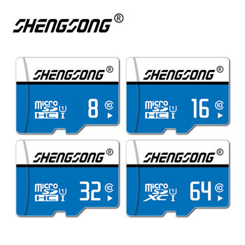 Quality assurance microsd 4gb 8gb Micro SD Card 8gb Memory Card carte memoria 16gb 32gb 64GB C10 Mini SD Card TF Card