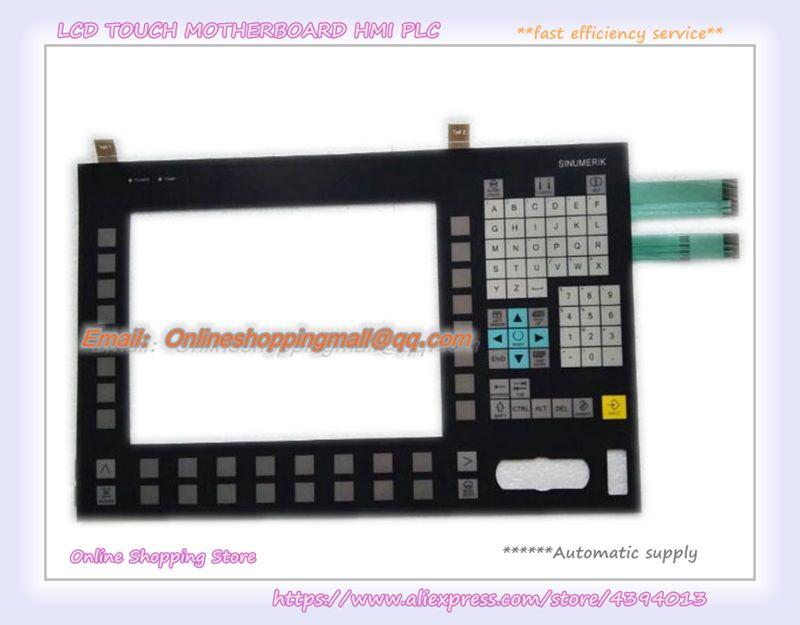 цена на New keypad film mask for OP012 6FC5203-0AF02-0AA1 6FC5203-0AF02-0AA0