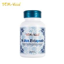 TCM-значение Si Jun Zi капсулы, азоспермия способствует сердечно-Сосудистому метаболизму и задерживает старение, создайте ваше телосложение. 50 шт