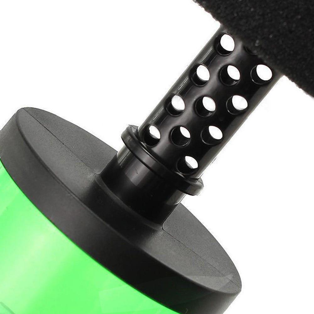 Биохимический губчатый фильтр Биохимический Губка безопасный прочный двойной головкой аквариумный Губчатый Фильтр экологический фильтр QS-100A