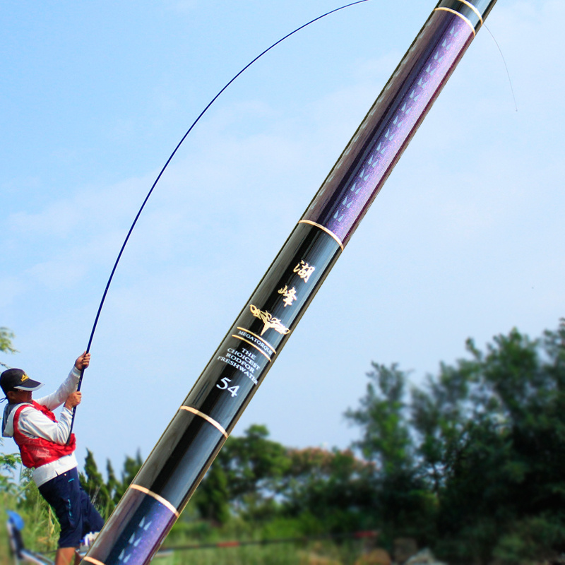 Buy new arrival carbon fishing rod for River fishing pole