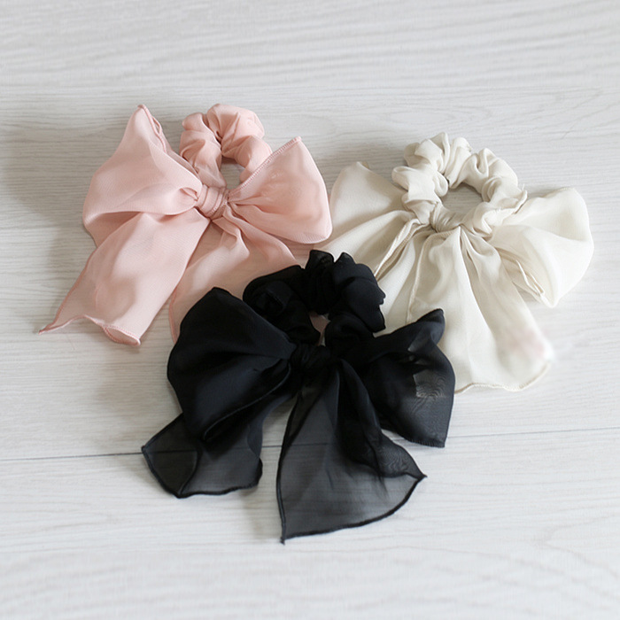 Han edition of the new hair headwear bowknot lace elastic hair bands, free home delivery han edition of the new hair headwear pearl diamond hair hoop winding head band