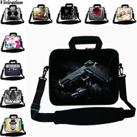 Mens Handbag Messneger Laptop Sleeve Bag 15.6 15.4 14 12 13 10 17 17.3 12.3 15 10.1 10.5 10 Universal Tablet PC Bag Cover Case