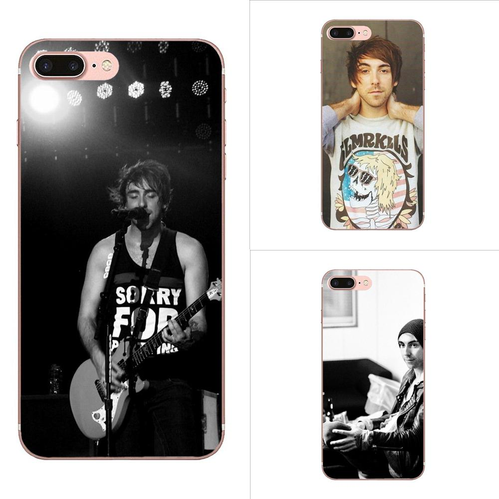 All Time Low Alex Gaskarth Band For LG Nexus 5 5X G2 G3 mini spirit G4 G5 G6 K4 K7 K8 K10 2017 V10 V20 V30 Stylus TPU Best Cases image