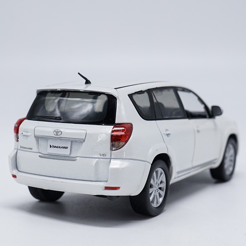 1:32 Scale Toyota VANGUARD SUV Diecast Car Model For Kids Gift Free ...