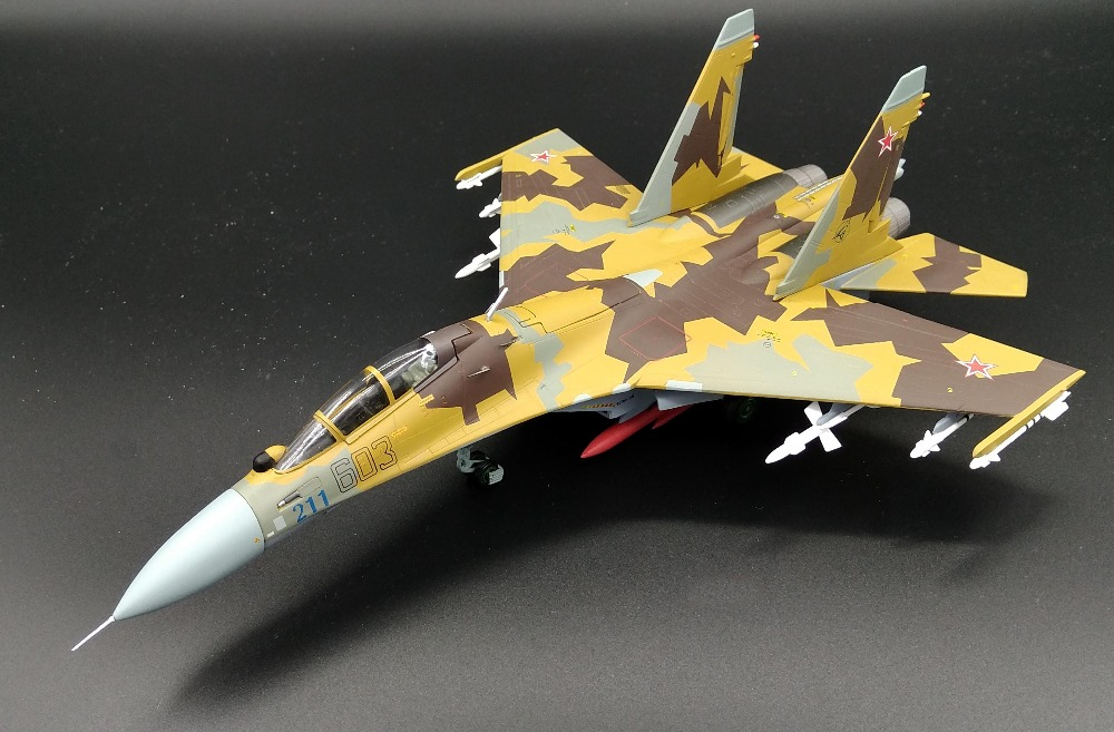 JCW JCSU30001 1:72 Russian SU-30 Russian Air Force SU-30MK Fighter model Alloy aircraft model Collection model спойлер капота 2190 гранта
