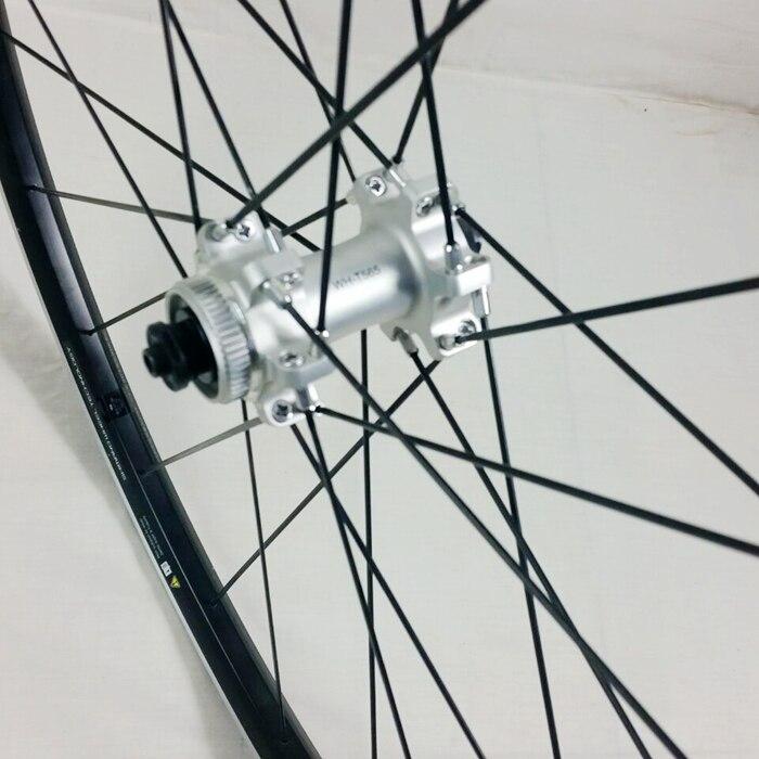 original T565 center lock disc brake hub straight pull 24 spoke 700c bike wheelset shimano rt81 160mm 6 inch ice technologies center lock disc rotors