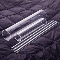 1 個の高ホウケイ酸ガラス管、 O. D. 90 ミリメートル、 Thk 。 3 ミリメートル/5 ミリメートル、 L 。 200 ミリメートル/250 ミリメートル/300 ミリメートル、高耐熱ガラス管