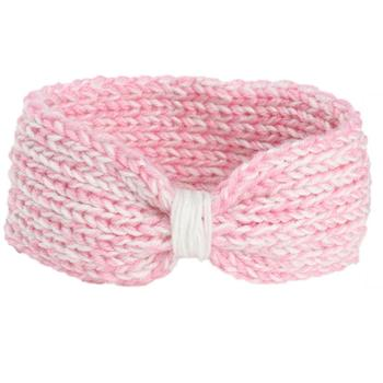 BMF TELOTUNY Fashion Baby Knitting Wool Infant Kids Baby Girl Patchwork Hairband Phtography Props  Apr13 Drop Ship