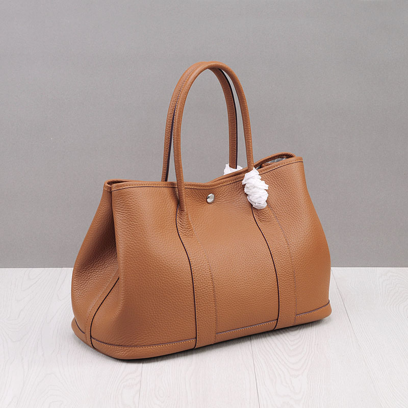 2018 Soft Genuine Leather Bags Handbags Women Famous Brands Platband Large Designer Handbags High Quality Brown Office Tote Bag fashion soft face solid color genuine leather designer handbags high quality wing design two color brown women tote bag