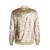 Mujeres Otoño Invierno de Terciopelo térmica femenina Básica Juvenil Zip Escudo chaqueta corta básica de La Vendimia del motorista de la cremallera outwear Tops