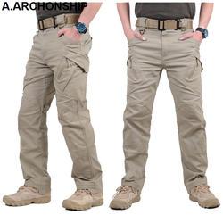 2017 IX9 II Для мужчин военный тактический брюки армейские брюки SWAT армейские военные брюки Для мужчин s грузов на открытом воздухе брюки