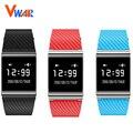 Vwar large touch screen smart bracelet X9 plus upgraded heart rate monitor blood pressure & oxygen monitor smart band pk zeband