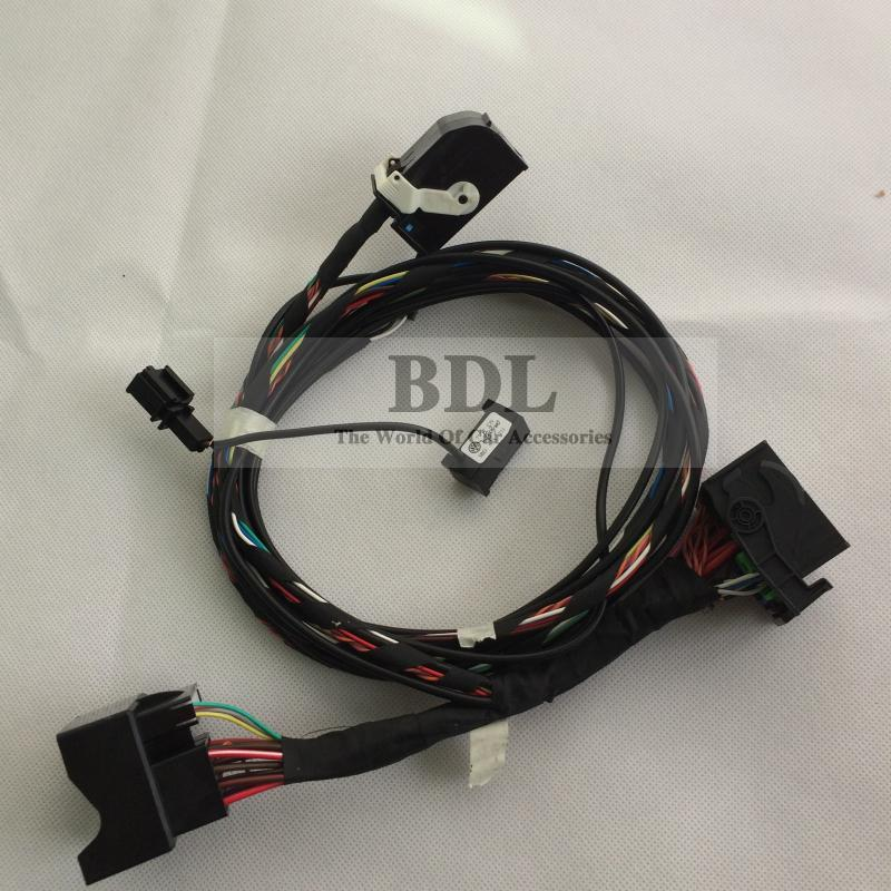 compare prices on vw jetta wiring harness online shopping buy low oem original rns510 bluetooth plug play wiring cable harness microphone for vw golf jetta mk5 mk6 passat