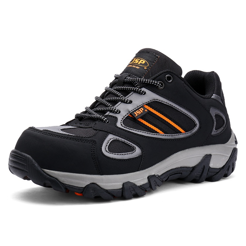Homens Calçado Biqueira Prova Botas Punção Trabalho Aço Black Do Protecção Sapatos À Casuais Ar Modyf Livre Ao Tênis Segurança De Respirável qqgZrCUE