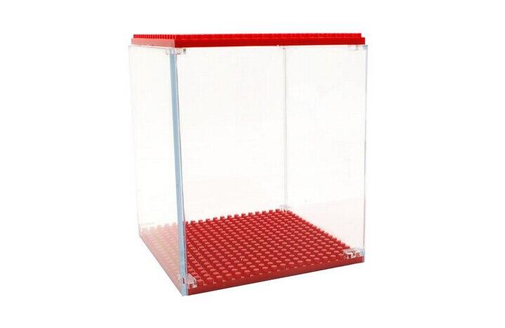 Borong Weagle Diamond Blok Kotak Paparan untuk Spongebob Hellokitty - Mainan pembinaan - Foto 5
