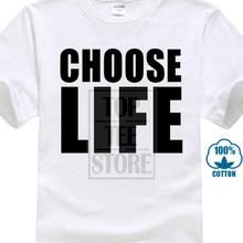 419f846dd Choose Life Mens Funny T Shirt Wham George Michael Fancy Dress Stag Doo  Do(China