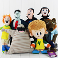 1/Pcs Sale 27-37cm Movie Character Toys Vampire Werewolves Popular Character Vampire Family Plush  Stuffed Toys Juguetes
