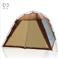 Wnnideo 3 4 Person Beach Play Tent Anti mosquito for Children Kids Camping Hiking Picnic Outdoor Portable Ultralight ZJ5 161