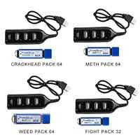 True Blue Mini Crackhead Pacchetto 32G/64G Lotta Pack per playstation Classico playstation accessori con un mini hub USB