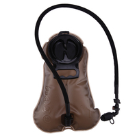 Gourd Shape Camping Hiking 2 5L Cycling Water Bladder Bag Backpacks Mouth Water Bags Outdoor