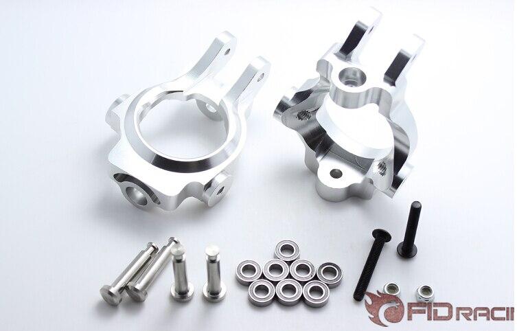 Aluminium FRONT HUB CASTOR BLÖCKE Für LOSI 5IVE T/ROVAN LT/KMX2-in Teile & Zubehör aus Spielzeug und Hobbys bei  Gruppe 1
