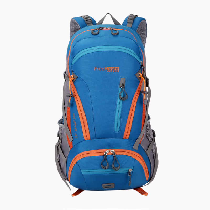VILEAD 45L Large Capacity Multi-layer Design Backpack Emergency Go-bag Travel Bag Resists Tear for Hiking Climbing Camping