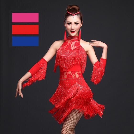 Купить Платья На Латинские Танцы