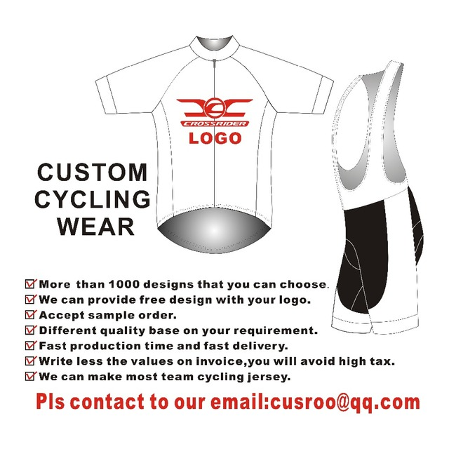 Crossrider brand Custom Cycling Jersey Logo Cheap Cycling wear Mtb Personal  Customized Cycling Clothing from China manufacturer 5ce69c91f