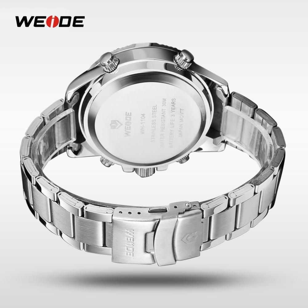 WEIDE Famous Brand Sport Complete Kalender Herenhorloges 3ATM - Herenhorloges - Foto 6