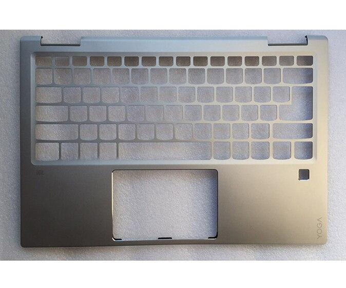 New Original For Lenovo Yoga 720 Bottom Coover Lower Base Case with Fingerprint Hole FRU AM1YJ000320 AM1YJ000310