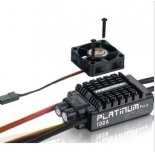 Hobbywing Platinum V3 100A Built in BEC Speed Controller 2-6S Lipo Brushless ESC for RC Drone Helicopter Aircraft hobbywing platinum series v4 160a brushless electric speed controller esc for aircrafts high voltage esc