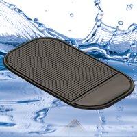 Voiture tableau de bord tapis collant voiture Gadget Silicone tapis Automobiles intérieur anti-dérapant tapis universel véhicule accessoires