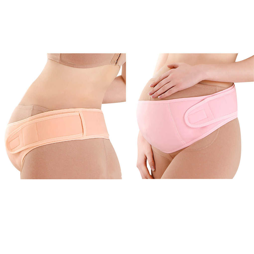 8dc4f10bd0 Detail Feedback Questions about Maternity Belt Pregnancy Support ...