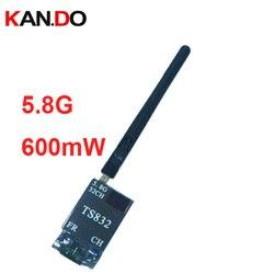 NEW FPV transmitter 600mW 32ch 5.8G Wireless transmitter for cctv 5.8G Transmitter 5.8G CAM FPV  transmitter model air plane