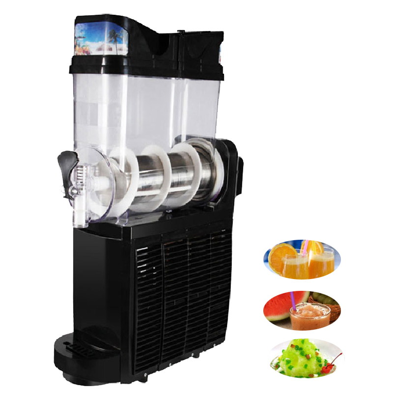 Jamielin Ice Slusher Smoothies Granita Machine 890W Snow Melting Machine Slushing Maker Ice Cream