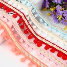 Encaje Vintage lentejuelas 1,2 cm cubo cinta de encaje de poliéster DIY hecho a mano coser en tela accesorio de decoración de boda 1 yardas