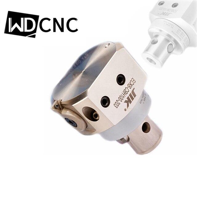 Livraison gratuite CNC tête dalésage 0.01mm Grade augmentation CNC alésage tour outil réglable 0.01 CBH finition alésage tête CBH 41-74
