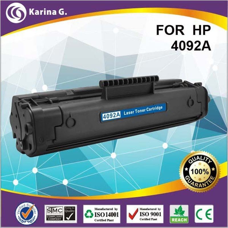 Laser toner cartridge  for hp C4092a for Canon LBP-800/810/1110/1120 for HP LaserJet 1100 1100A/1100A SE/1100A XI/3200