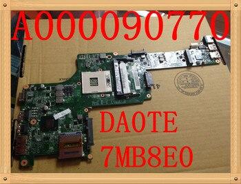 FOR Toshiba Satellite E305 Series LAPTOP Motherboard A000090770 DA0TE7MB8E0 100% TESED OK