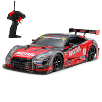 RC Car For GTR Lexus 4WD Drift Racing Car Championship 2 4G Off Road Rockstar Radio