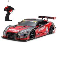 RC Car For GTR Lexus 4WD Drift Racing Car Championship 2 4G Off Road Rockstar Radio