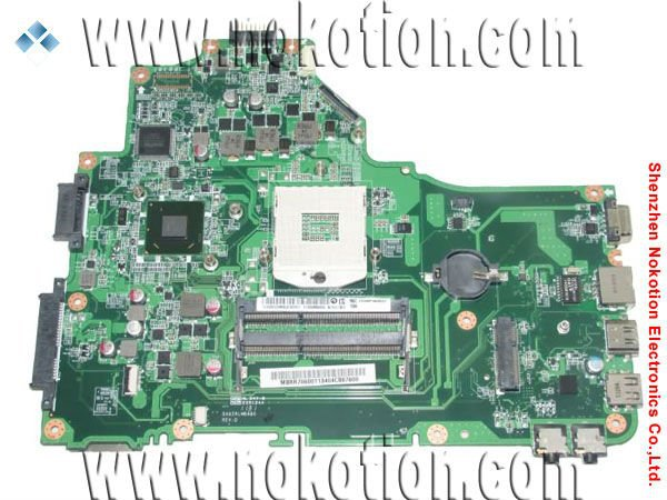 ФОТО laptop motherboard for Acer 5749 DA0ZRLMB6D0 INTEL HM65 GMA HD 3000 DDR3 Mother Board Full Tested