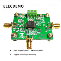 AD831 Module Low Distortion High Frequency Mixer Active Upmixing Mixing Genuine Special 500MHz function demo board
