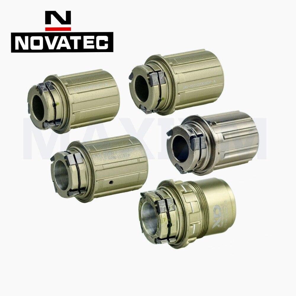 New Novatec Rear Hub Freehub Cassette Body B2 Light 8//9//10 Shimano SRAM 3 Pawls