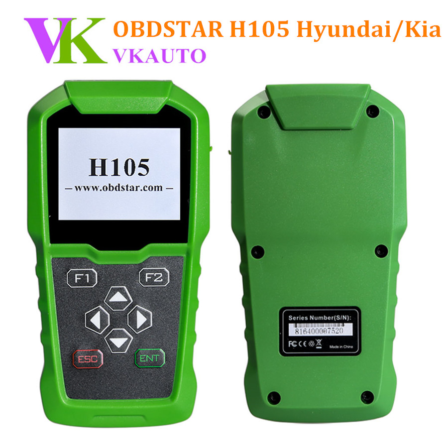 OBDSTAR H105 Auto Key Programmer Support All Series Models Pin Code Reading for Korea Cars все цены