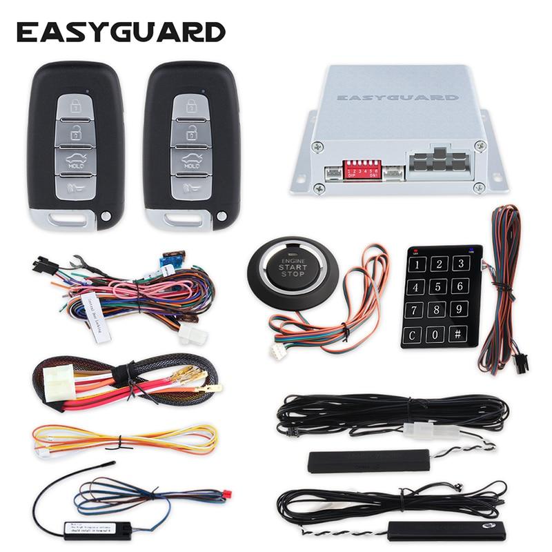 EASYGUARD PKE car alarm system for car c