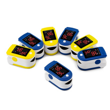 Portable Health Care Digital Finger-tip Pulse Oximetro LCD Pulse Oximeter De Dedo Digital Blood Pulsioximetro Saturation