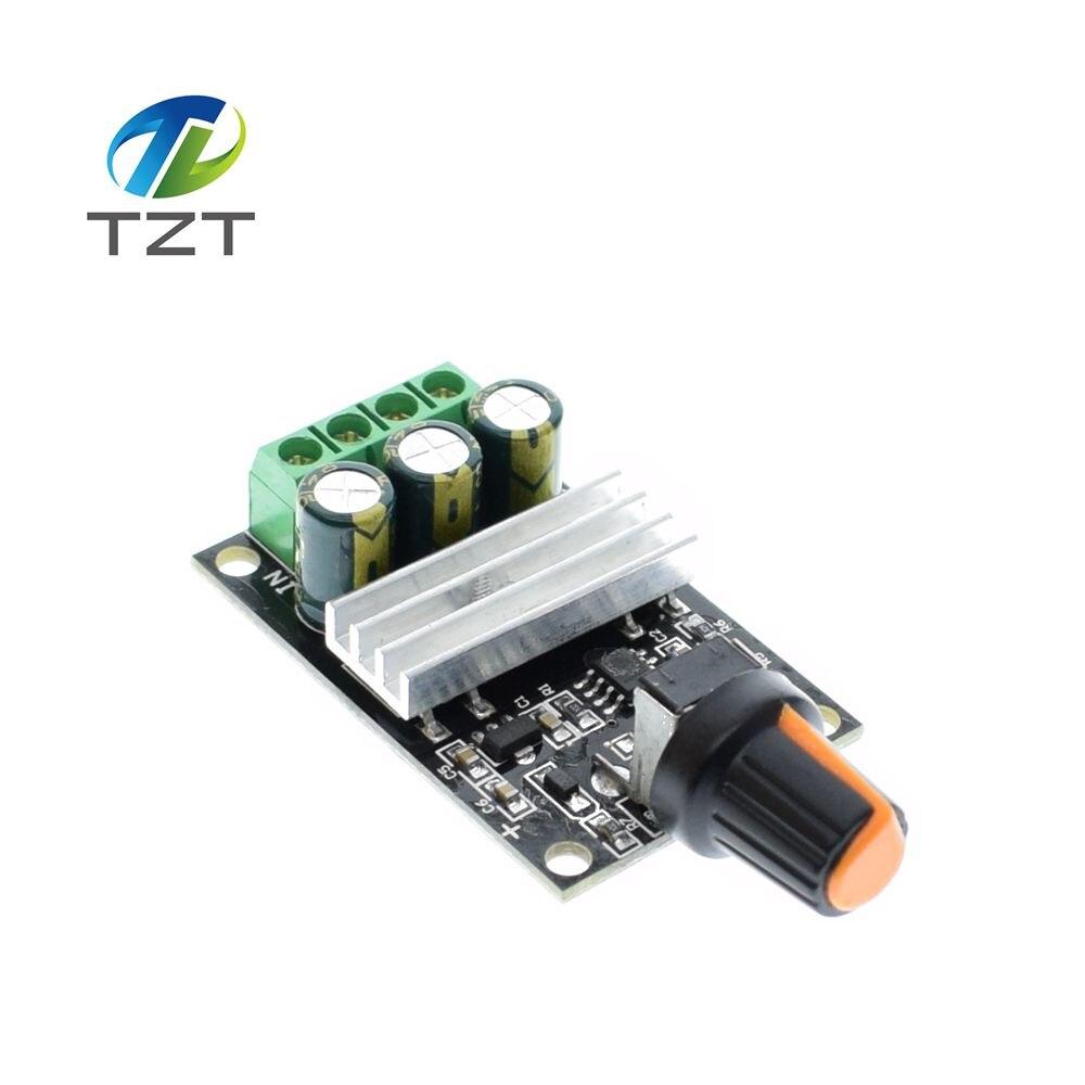 1pcs pwm dc 6v 12v 24v 28v 3a motor speed control new for 24v dc motor controller circuit
