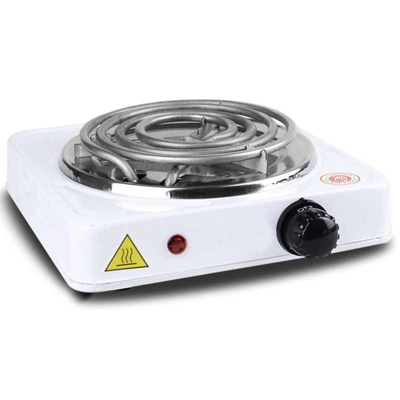 فرن إلكتروني 1000 واط لوح تسخين مطبخ الطبخ القهوة سخان الشيشة الموقد أنابيب التدخين الفحم لوحة ساخنة صغيرة المنزل البعوض